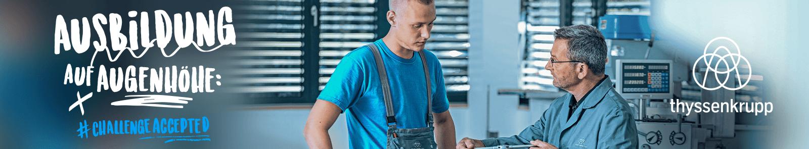 Ausbildung zum Zerspanungs-/Industriemechaniker (m/w/d)
